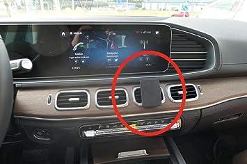Brodit Proclip Fahrzeughalter 855517 Made In Sweden Mittelbefestigung Für Linkslenkende Fahrzeuge Passt Für Alle Brodit Gerätehalter Navigation