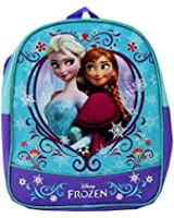 "Disney Frozen 11"" Mini Toddler Pre-school Backpack - Elsa & Anna Sisters"