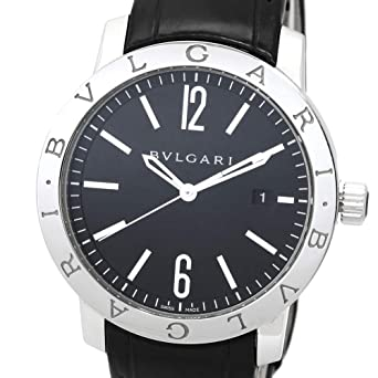 b1c8517b717e Amazon | [ブルガリ]BVLGARI 腕時計 ブルガリブルガリ自動巻き BB41S ...