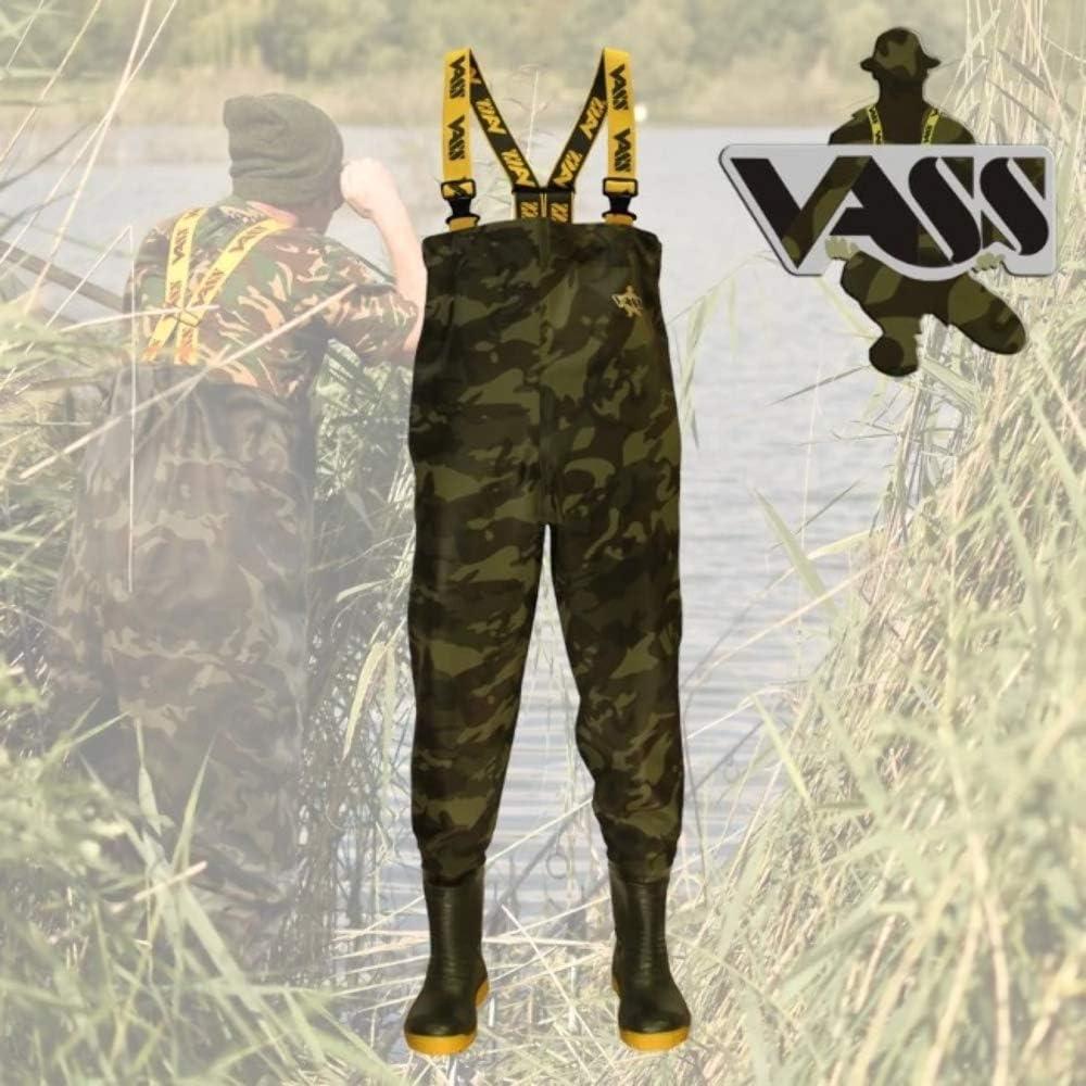 Vass-Tex 800 Camouflage Wathose