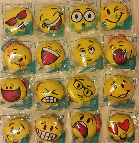 Franchise Herald, Franchise News, Information Tips and Datas,5 Best mcdonalds emoji plush that You Should Get Now (Review 2017),