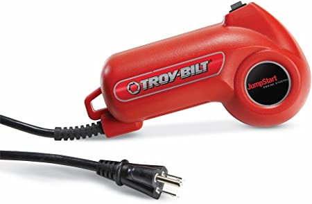 Amazon.com: Troy-Bilt Corded recortador Jumpstart: Jardín y ...