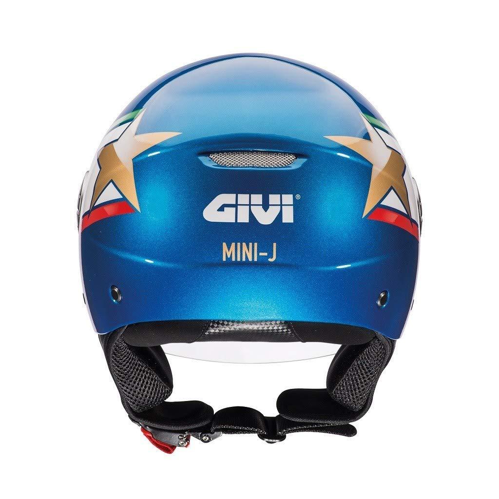GIVI Mini casco Jet HPS 10.7