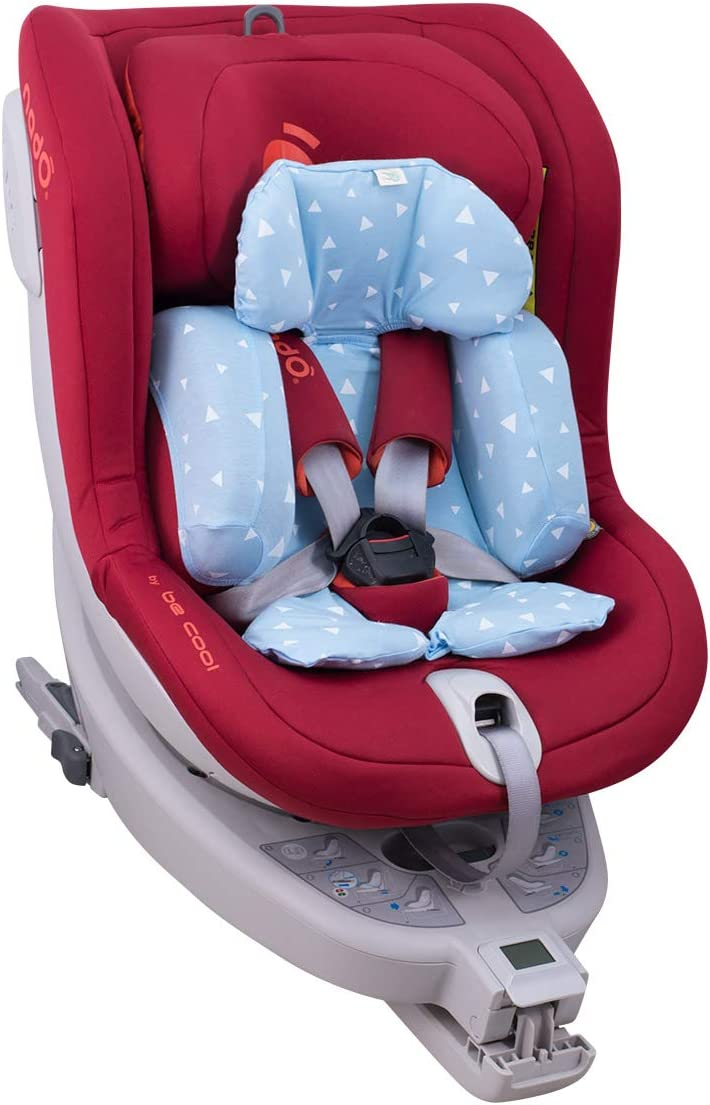 JANABEBE Cover Liner for Reducer of car seat BeCool Nad/ò Crabby