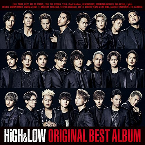 HiGH & LOW ORIGINAL BEST ALBUM[通常盤]