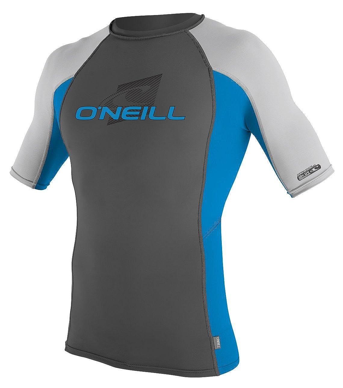 Short Sleeve Rash Guard ONeill Youth Premium Skins Upf 50