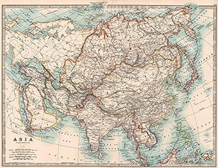Asia Map Taiwan.Amazon Com Asia Korea A Japanese Protectorate Japanese Formosa