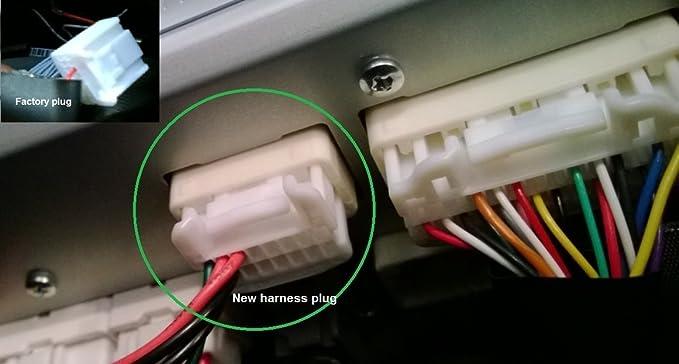 PYvideo Rear Backup Camera Kit for Toyota Camry, Corolla, Prius, Rav4 on