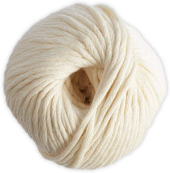 DMC Hilo Natura, 100% algodón, Color 03 Crema, XL: Amazon.es: Hogar