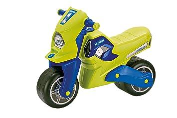 Juguettos Moto Competición Azul