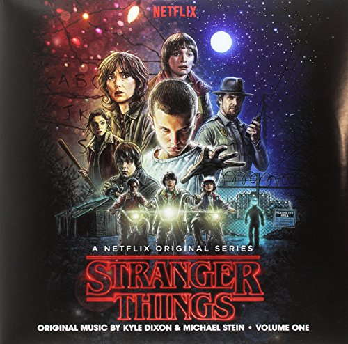 Stranger Things, Vol. 1 - Limited Edition, COKE BOTTLE CLEAR, Vinyl LP (A Netflix Original Series Soundtrack) - Season Coke Bottle