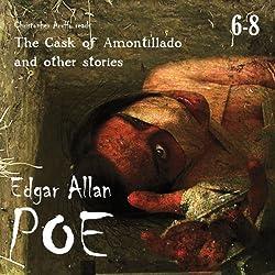 Edgar Allan Poe Audiobook Collection 6-8