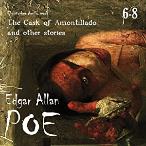 Edgar Allan Poe Audiobook Collection 6-8 Audiobook