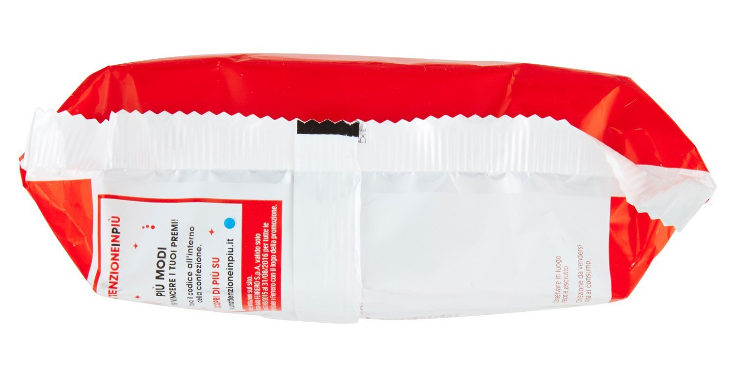 KINDER FERRERO Cereal Chocolate Crema De Paquete De 10 Piezas 275 Gramos Aperitivos Dulces: Amazon.es: Alimentación y bebidas