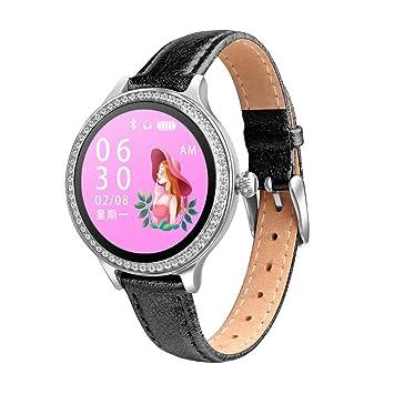 XMYL Pulsera de Actividad, Smartwatch Mujer Decoracion ...