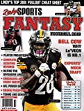 Best Fantasy Football Magazines - Lindys Sports Fantasy Football 2018 Issue 84 Review