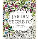 Jardim Secreto. Livro de Colorir e Caça ao Tesouro...