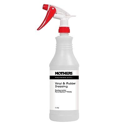 Mothers 88132 Professional Vinyl & Rubber Dressing Spray Bottle, 32 fl. oz.: Automotive