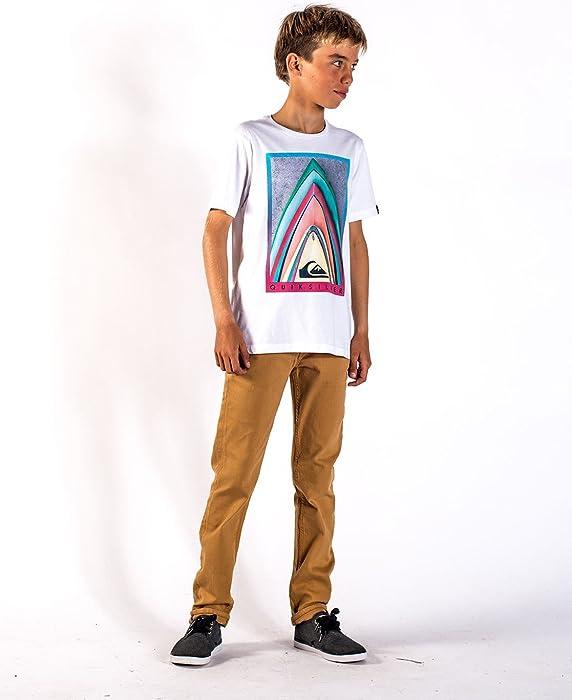 63cd4d2ebf0 Quiksilver Distorsion Colors - Slim Fit Jeans for Boys 8-16 - Jungen ...