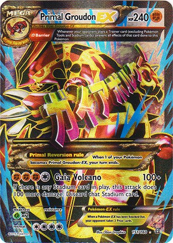 pokemon full arts primal - 2