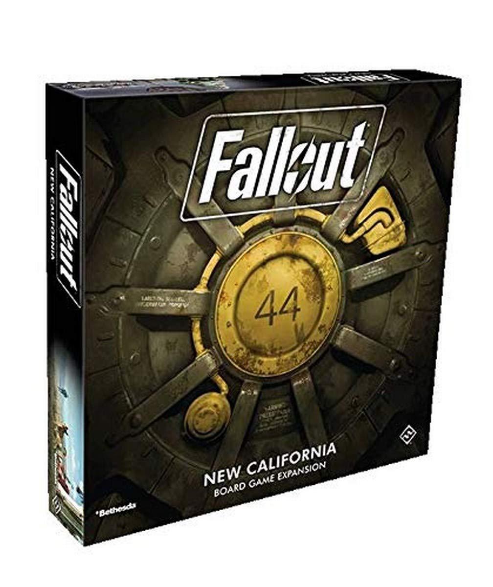 FFG Fallout: The Board Game Expansión de California