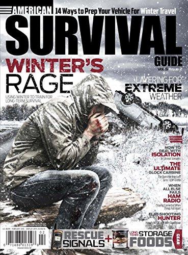 American Survival Guide Magazine 2016 Winter Rage