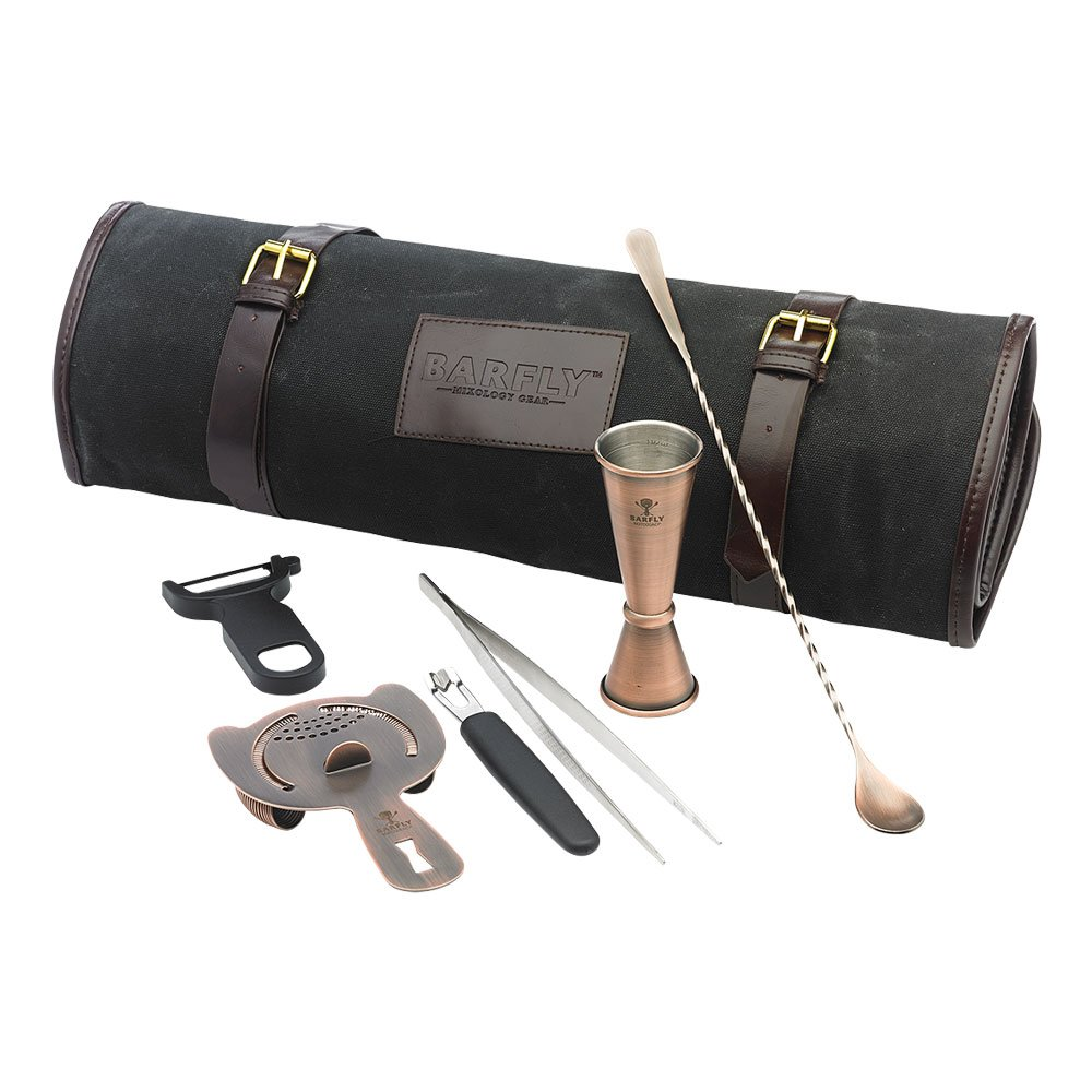 Barfly M37100ACP Essentials Set Antique Copper by Barfly (Image #1)