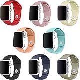 Amazon.com: Apple 7000 Series 38mm Smart Watch - Silver