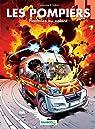 Les Pompiers, tome 11 : Flammes au volant par Cazenove