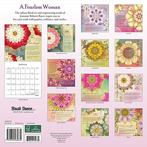 A Fearless Woman 2018 Calendar