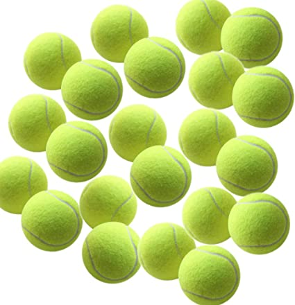 3 4 or 12 TENNIS BALLS DOG TOYS WALKERS PRACTICE
