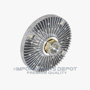 Motor Ventilador de refrigeración del embrague para Audi A4 A4 Quattro A6 A6 Quattro S4 Premium calidad 078121350 un nuevo: Amazon.es: Coche y moto