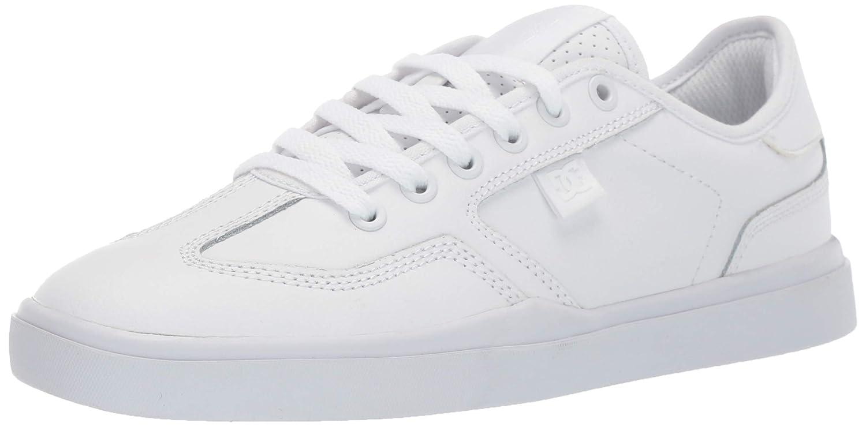 Blanc blanc DC - Chaussures Vestrey Se Lowtop Homme 43.5 EU