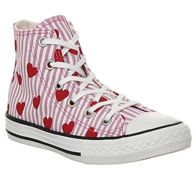 e0a1b2ac7d Converse 663993C-CT-ALL-STAR-HI Sneakers Kinder: Amazon.de: Schuhe ...