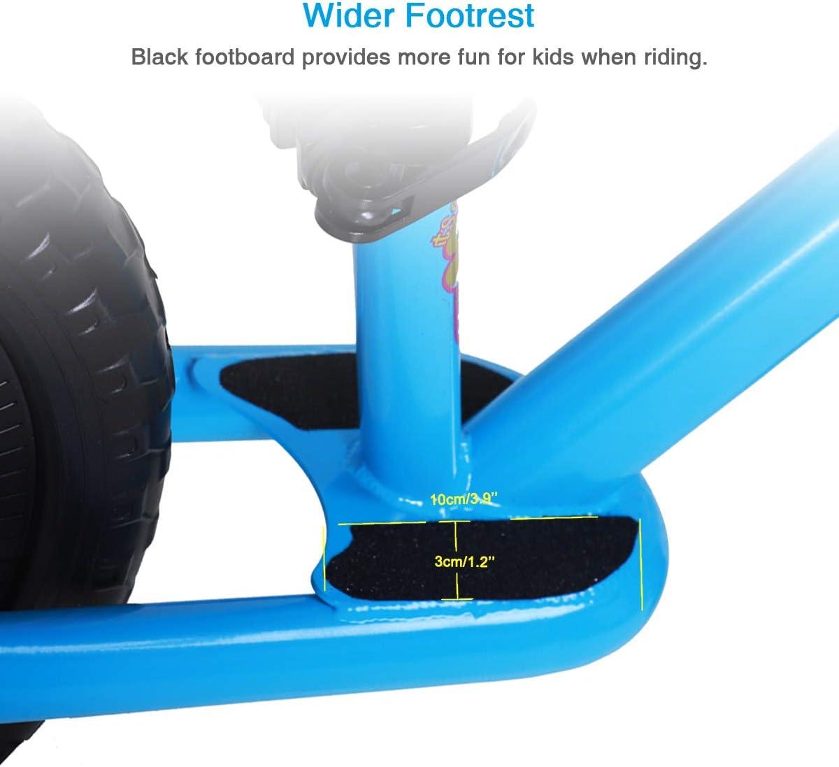 Kids JOYSTAR 12/14 Inch Lightweight Balance Bike for 2 3 4 5 6 ...