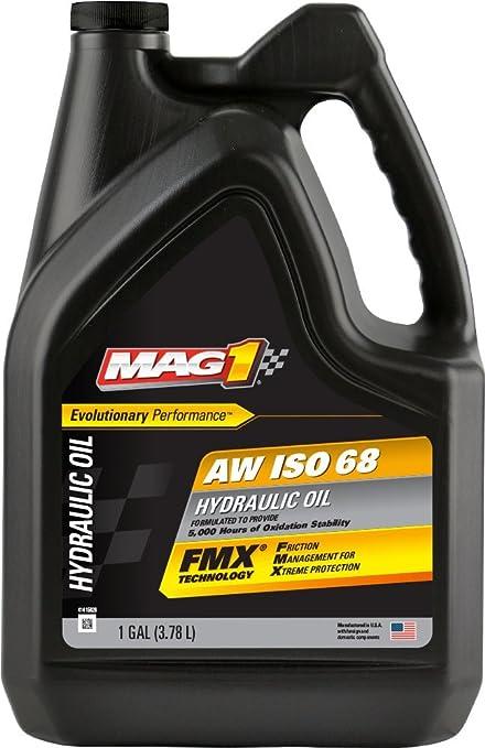 Mag 1 60774 AW ISO 68 Aceite hidráulico: Amazon.es: Coche y moto