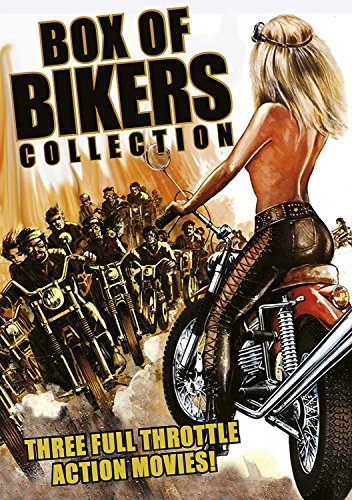 Box Of Bikers (3 Movie Pack) (Bronson Then Came Dvd)