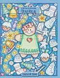 Tir Na Nollag: A Festive Coloring Book