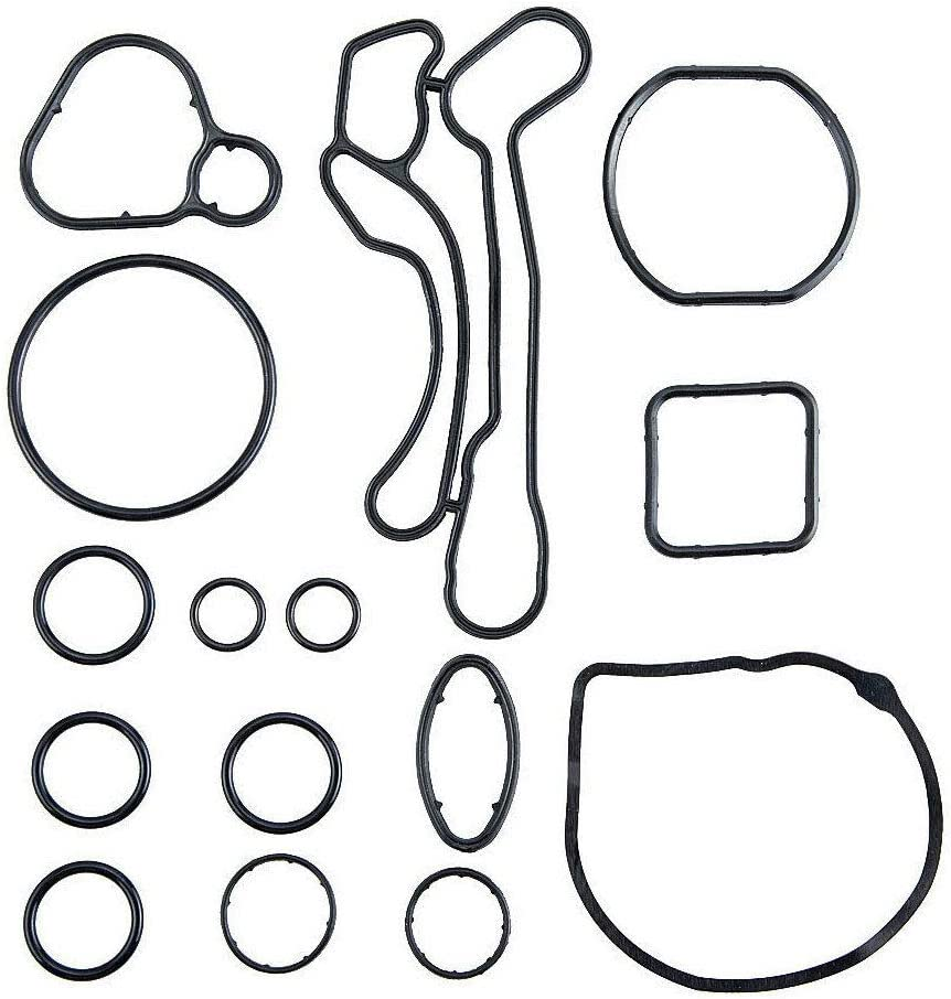AVEO SONIC G3 1.8 OIL FILTER ADAPTER ORING SEAL GASKET NEW OEM GM  55353321