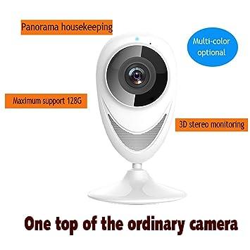 HongyanTech IP Cámara Dome 1080P HD de vigilancia Home Camera,sensor de movimiento y audio