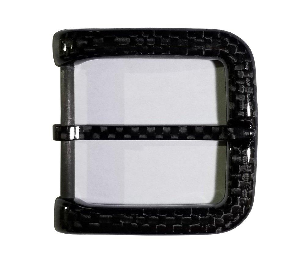 Ferrer Metal free Carbon Fiber Belt Buckle: Antiallergic: Non Metal: Airport …