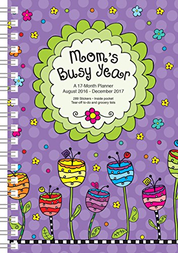 Summit Avalon 2017 Planner Mom's Busy Year By Laura Kelly (79057)