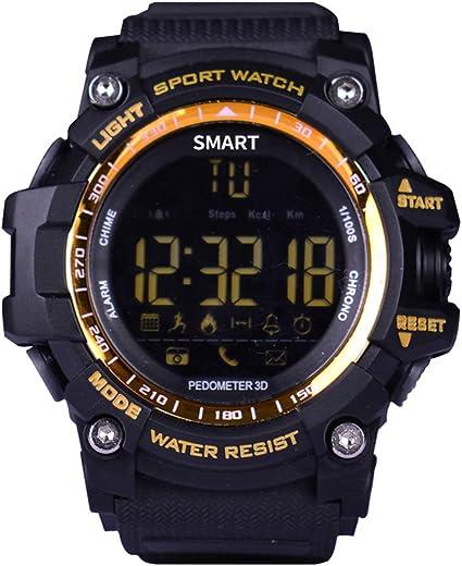 Momangel Moda Ex16 Smart Watch Deportes Al Aire Libre Camuflaje ...