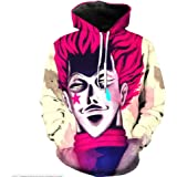 3D Hoodie Sweatshirt Long Sleeve Autumn Winter Hoody Tops Sudadera Sportswear Tracksuit
