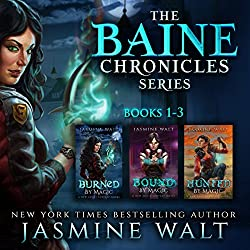 The Baine Chronicles Series, Books 1-3