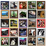 Instagram Photo Frame - Frame Your 4x4 Photos! - Assorted Styles 4'' x 4'' Frame (25-PACK)
