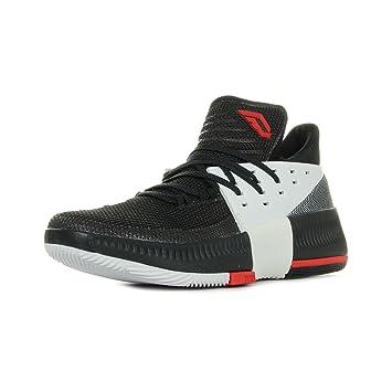 buy online ade5c 96d98 adidas D Lillard 3 Zapatillas de Baloncesto, Hombre  Amazon.es  Deportes y  aire libre
