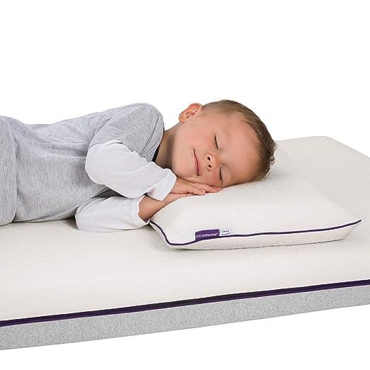 Clevamama Foam Toddler Pillow (Best Memory Foam Pillow)