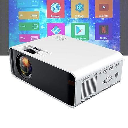 EJOYDUTY - Proyector Multimedia LED (2200 lúmenes, Full HD, de 30 ...