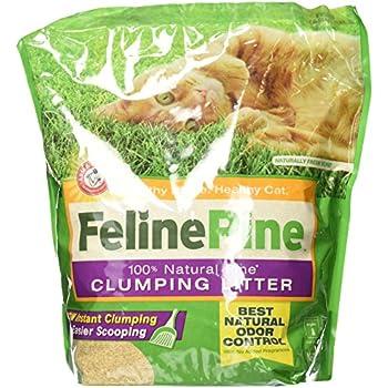 Feline Pine Original Cat Litter  Pound Bags
